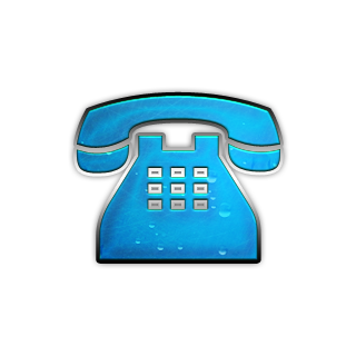078364-blue-chrome-rain-icon-business-phone-solid