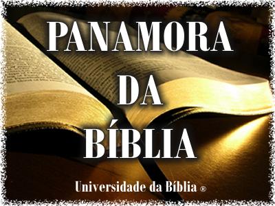 Série de Estudos: PANORAMA DA BÍBLIA (Gênesis)