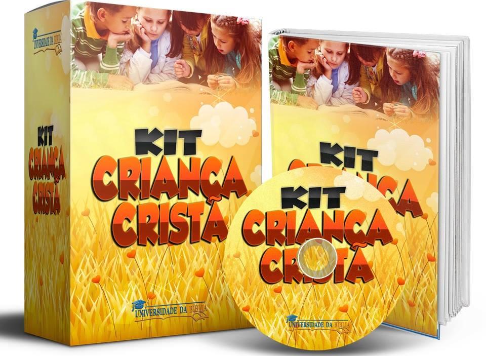 KIT CRIANÇA CRISTÃ Image
