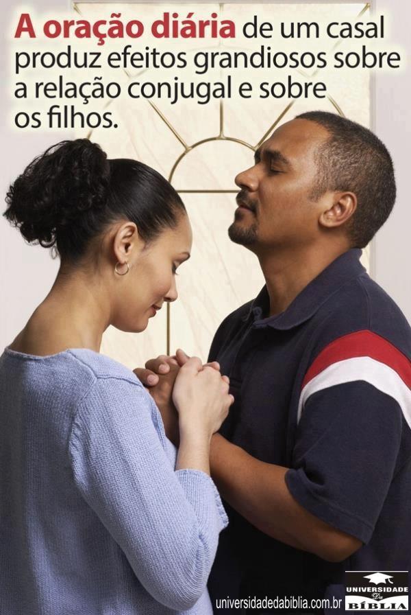 A Oração Diária De Um Casal