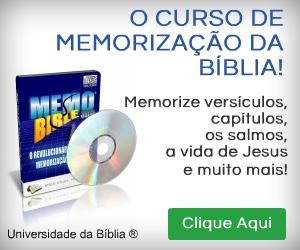 como memorizar a biblia