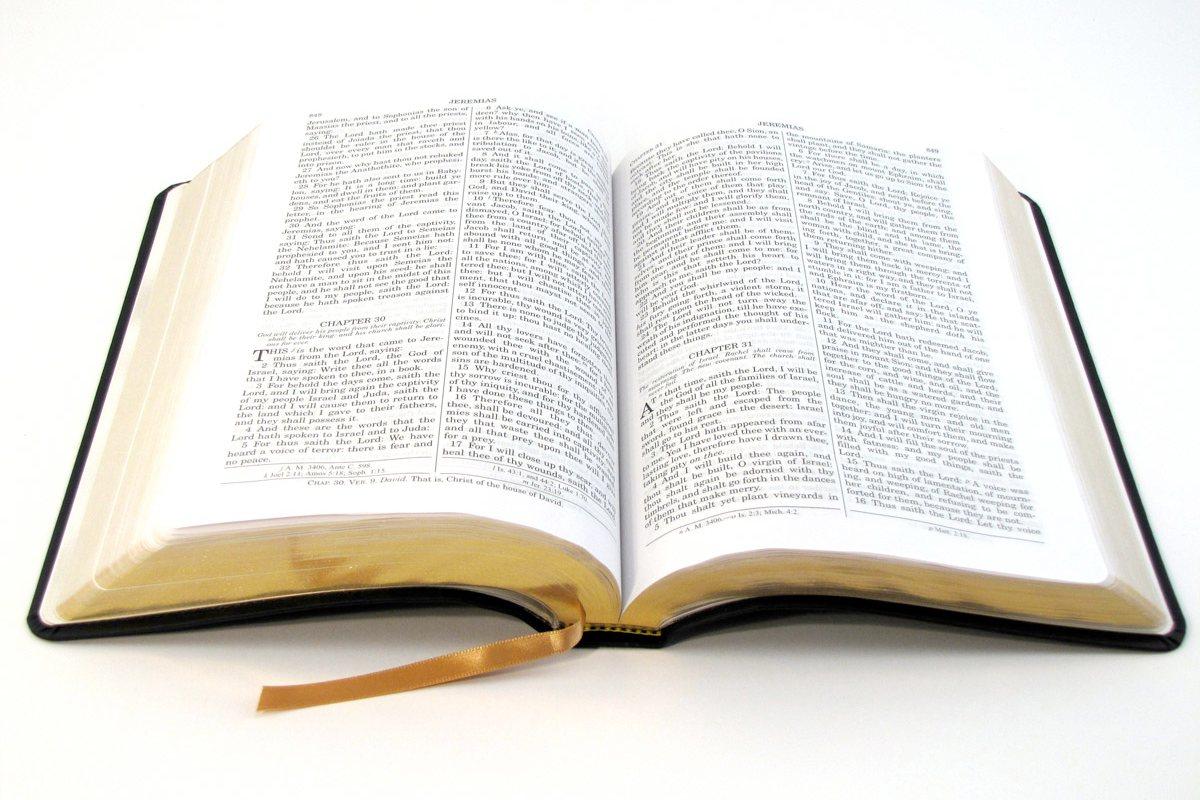 Sola Scriptura = Somente as Escrituras