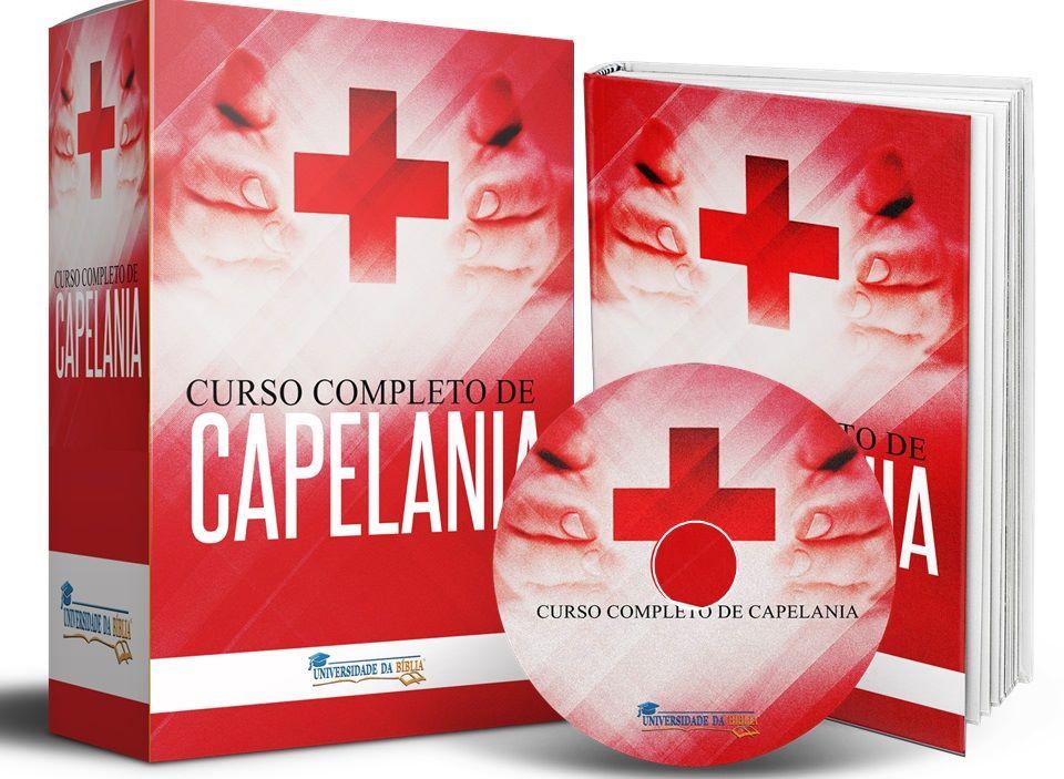 CURSO COMPLETO DE CAPELANIA Image
