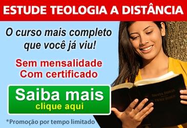 Curso Doutor em Teologia