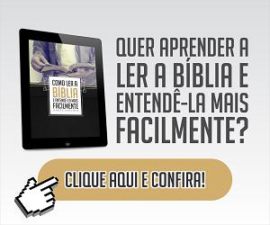 COMO LER A BÍBLIA E ENTENDÊ-LA FACILMENTE + MEMORIZAÇÃO BÍBLICA Image