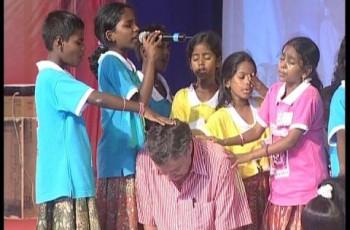Crianças Intercessoras na Índia