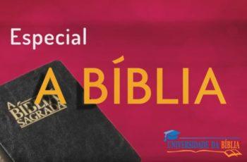 Especial A Bíblia | 2º Episódio