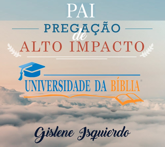 CURSO PREGAÇÃO DE ALTO IMPACTO (P.A.I) Image