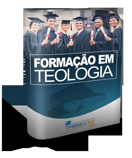 CURSO FORMAÇÃO EM TEOLOGIA (Antigo Bacharel Livre) Image