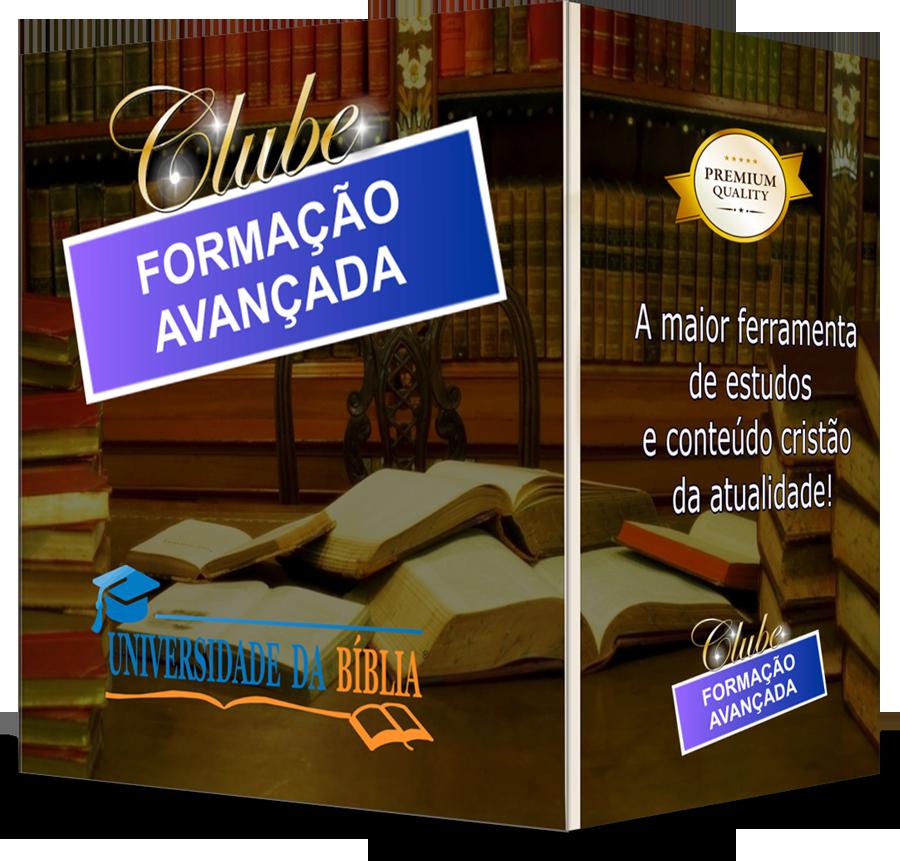 CLUBE DE FORMAÇÃO AVANÇADA Image