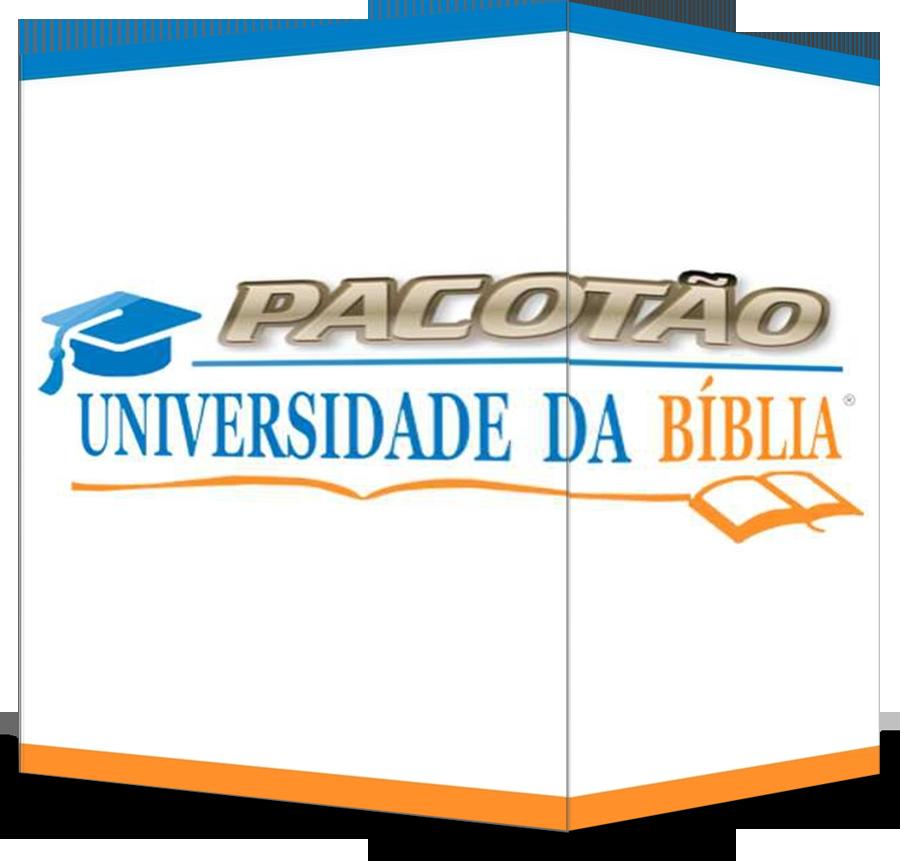 PACOTÃO UNIVERSIDADE DA BÍBLIA Image