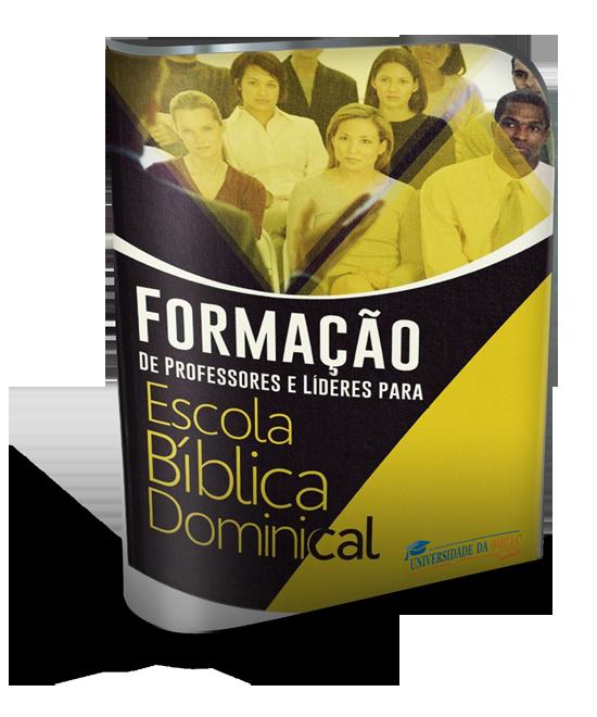 FORMAÇÃO DE PROFESSORES E LÍDERES PARA ESCOLA BÍBLICA Image