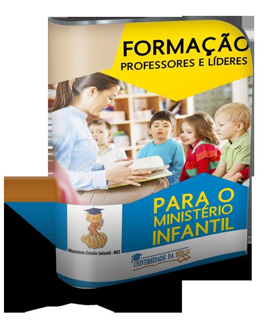 FORMAÇÃO DE PROFESSORES E LÍDERES DE MINISTÉRIO INFANTIL Image